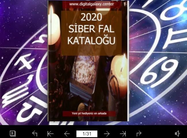 Siber Fal Kataloğu 2020
