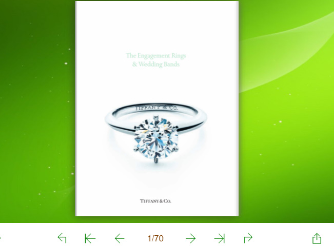 Tiffany Siber Katalog